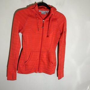 Women's Athleta full zip hoodie size XXS